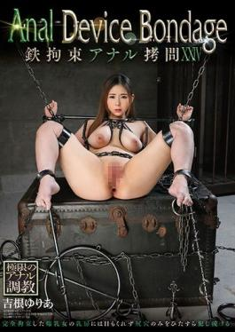 GVH-241 Studio Glory Quest  Anal Device Bondage XXIV Tied Up And Subjected To Steel Anal Shame Yuria Yoshine